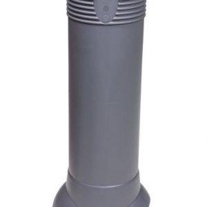 Tuuletusputki VILPE 110/ERISTETTY Harmaa