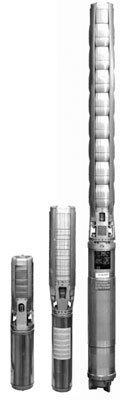Uppomoottoripumppu Wilo-Sub TWI 4.01-14-B 1-vaihe 50 m
