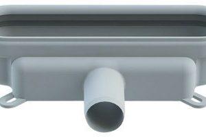 Viemärikaivo 1311 vaaka 32 mm ilman vesilukkoa Unidrain