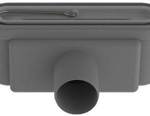 Viemärikaivo 1411 vaaka 50 mm vesilukolla Unidrain