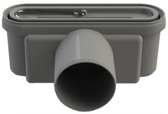 Viemärikaivo 1411 vaaka 75 mm vesilukolla Unidrain