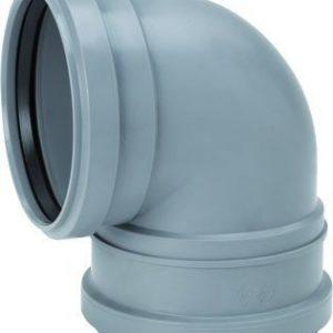 WC-Viemärin muhvikulma 110x88