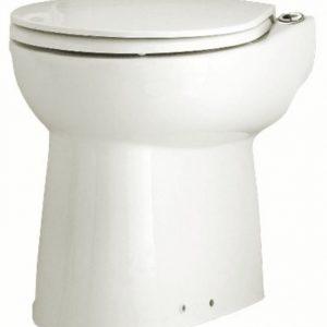 WC-istuin silppuripumpulla SaniCompact 43 Silence ECO+