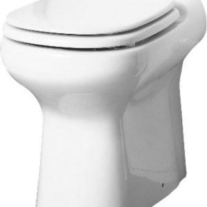 WC-istuin silppuripumpulla SaniCompact Elite Silence ECO+