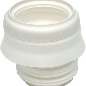 WC-mansetti epäkeskeinen 10mm