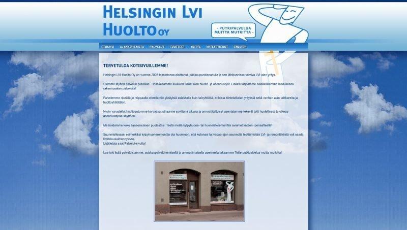 Helsingin Lvi Huolto