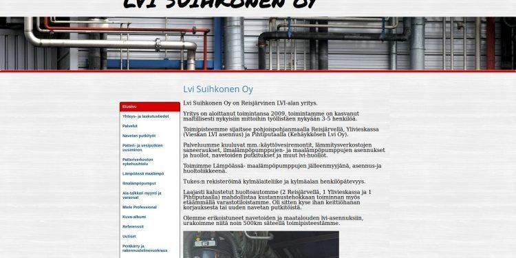LVI Suihkonen Oy
