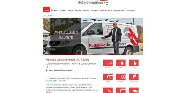 Putkiliike Juha Nurminen Oy